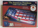 American presidents dollar coin collection