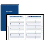Address Book 3-5/16x2-3/8