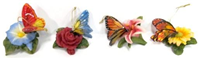 FA805 - ornament-butterfly