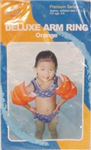 00020- - Swim Deluxe Arm Rings Orange