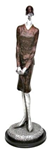 54144H - figure-lady-what-185-silver-bronze