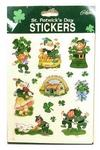 St. pat's day stickers 6 sheets