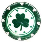 St. Pat's plate 7in 8 ct