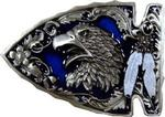 EA025 - Buckle eagle arrow shape