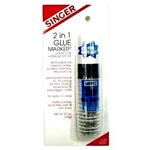 00182 - Singer Glue Marker 2 in 1