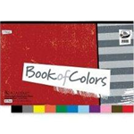 53052 1540 - book-of-colors-construction-paper-48ct-18x12in