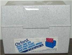 01583 7080 - FILE BOX 5X8 PLASTIC GRANITE