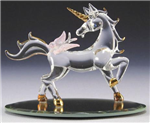 ESL-57 - glass-unicorn-wbutterfly-on-mirror