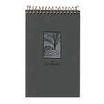 06376 1540 - notebook-cambridge-fashion-5-x-8-wide-rule