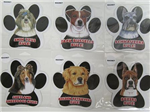 Pawprint - magnets-paw-prints-asst-styles